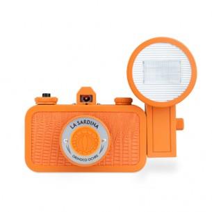 2011  Special Edition of Lomography's La Sardina Cameras, designed by Nicholas Restivo.